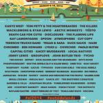 Outside Lands Festival 2014 Poster